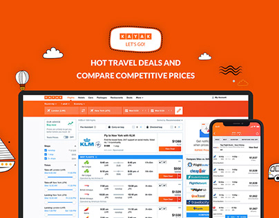 Search Flights, Hotels, Rental cars and more with KAYAK
