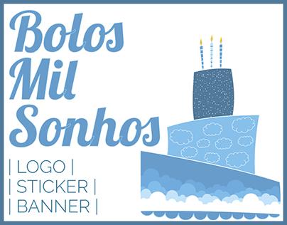 Bolos Mil Sonhos | Cake Company