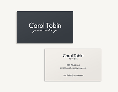 Carol Tobin Jewelry