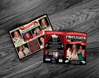 Footlights Brochure