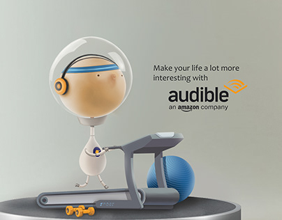 Audible India - advertising campaign