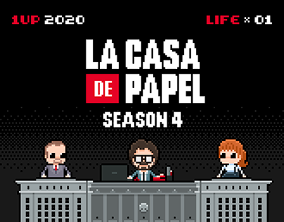 La Casa de Papel – Season 4