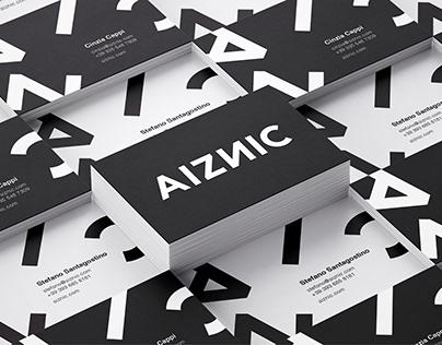 AIZNIC Brand Identity