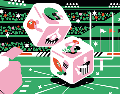 ESPN - The art and agony of the Super Bowl prop bet