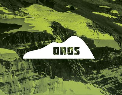 Oros Guides Branding