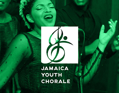 Jamaica Youth Chorale Logo Redesign Concept