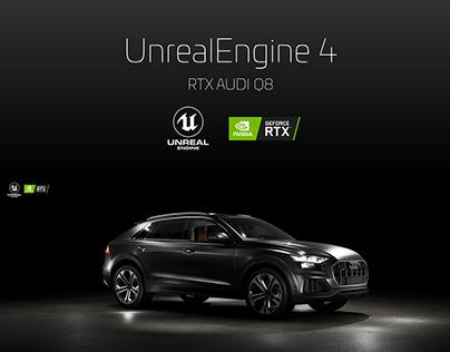 UE4 RTX | AUDI Q8