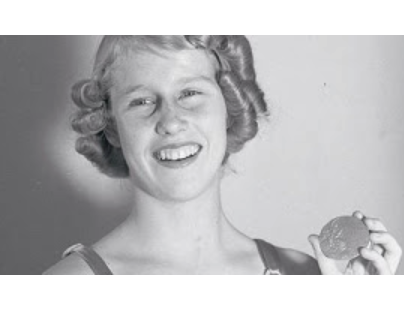 Marjorie Gestring - Geannette Wittendorf