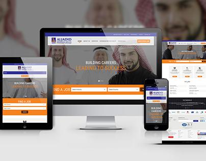 Web Design & Development - AJMS