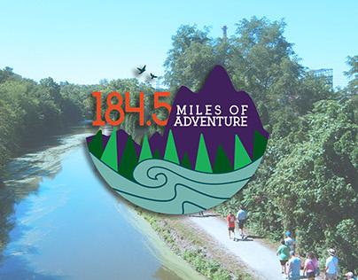184.5 Miles of Adventure