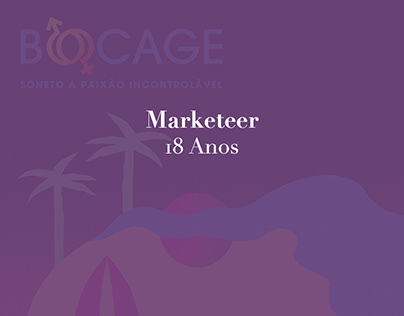 Marketeer - 18 Anos