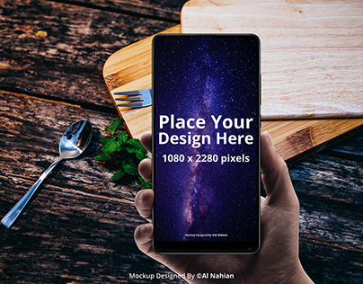 Samsung Galaxy S10 Mockup - Download For Free