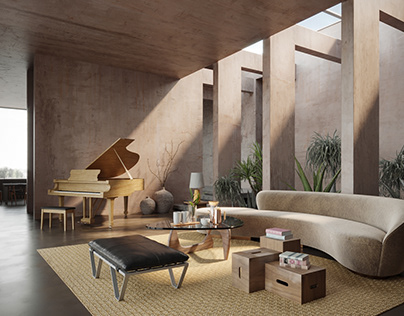 Villia Chams by Carl Gerges Architects