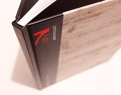 """Libro """"75 aniversari del CAATEEB"""""""