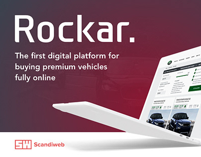 Rockar - best online car dealership
