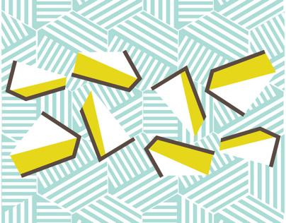 Pattern Design  Silkscreen Printing