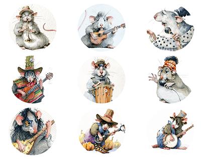 Rats band