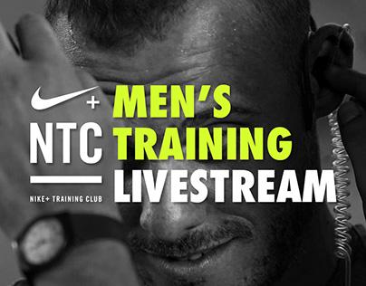 Men's Training Livestream