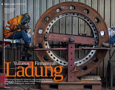 Publication on Digital Camera magazine, May 2015.