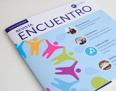 Revista Encuentro de Laboratorios Recalcine