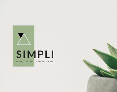 Simpli - Simple & Modern Business Presentation Template
