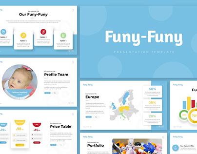 Funy-Funy Toys Presentation