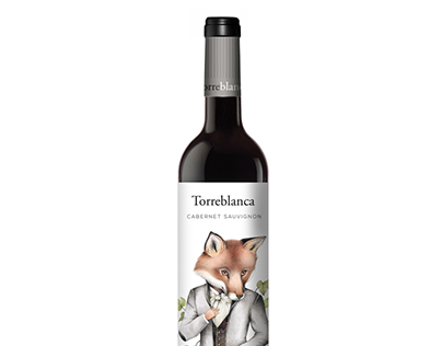 Wine branding • Torreblanca