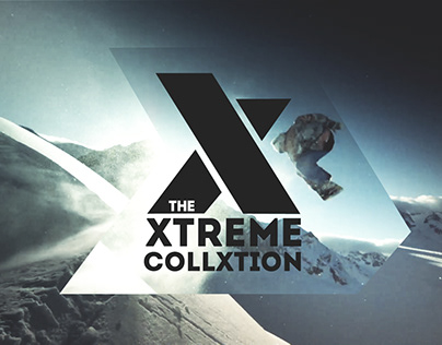 Red Bull Media House I The Xtreme Collxtion | Version 2