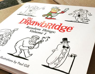 """""""The Drawbridge - Random Things: Volume 1"""" book"""