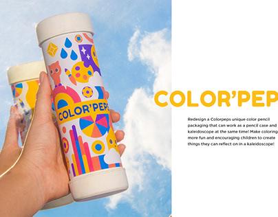 Color Pencil Fun Packaging