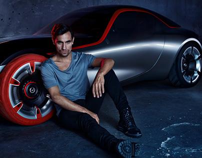 Opel with Robert Grischek | Retouching