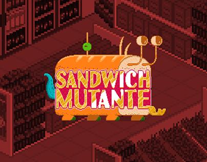 sanwich mutante