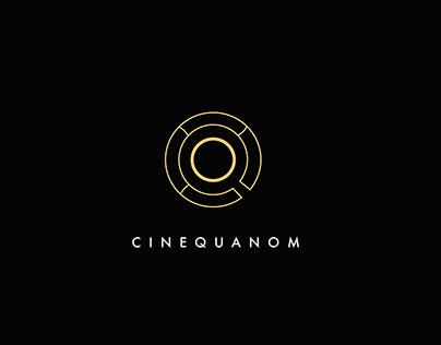 Cinequanom | Branding