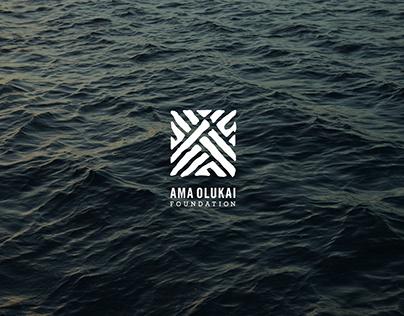 Ama OluKai Foundation Branding
