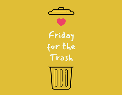 Friday for the Trash | Social media campaign