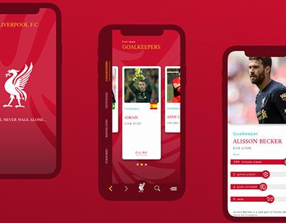 Liverpool FC Fan App