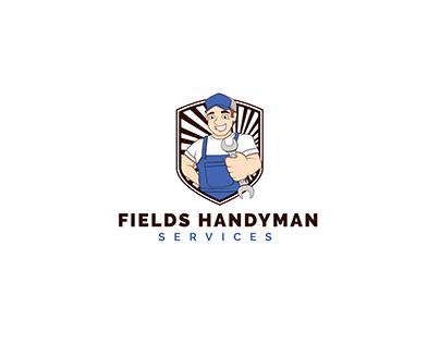 logo for us handyman