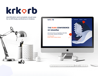 krk.rb conference - full visual support