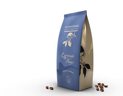 KATSANTONIS - Coffee roastery