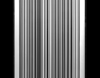 Barcode rain   Штрих дождя