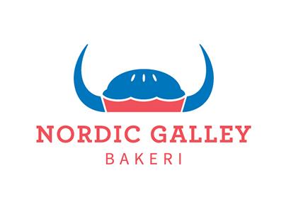 Nordic Galley Bakeri Logo System