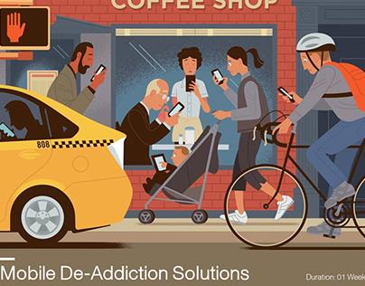 Mobile De-Addiction Solutions