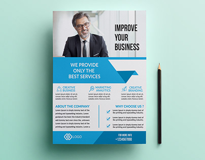 Corporate Flyer Free Download