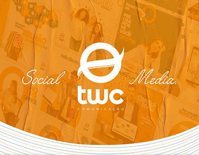 Social Media   TWC Comunicação