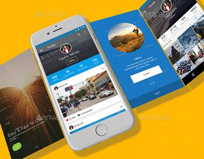 Iphone Multi Screens Showcase