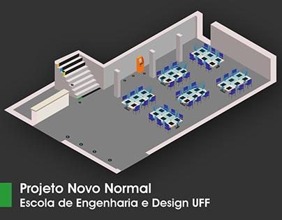 Projeto Novo Normal - Escola de Engenharia e Design