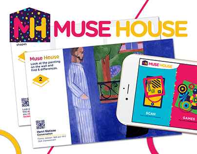 Muse House – enhanced museum interactions
