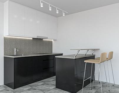 Kitchen Design - Simple