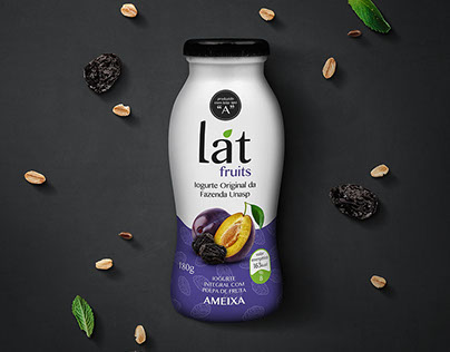 Lat Fruits | Yogurt Package