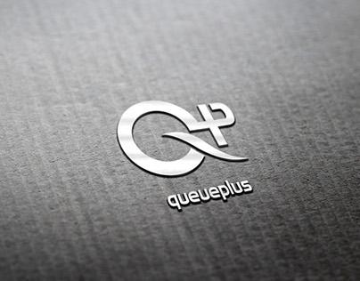 Q+ ( Queue Plus ) System / Logo